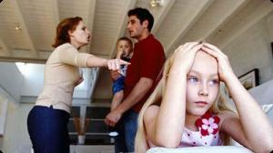 Ailede stres faktörünün oluşması