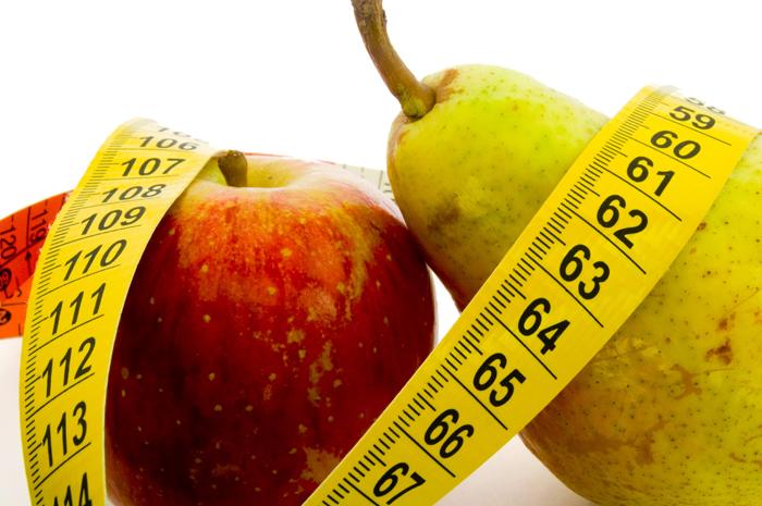 Похудение для типа фигуры Яблоко: 3 варианта диеты