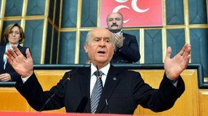 """Bahçeli : """"Tabipler Birliği Türk düşmanıdır."""""""