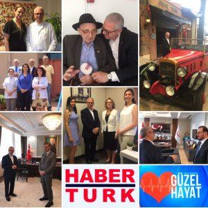 Sağlık Bakanlığı Müsteşarı Eyüp Gümüş Haber Türk'e konuk olacak