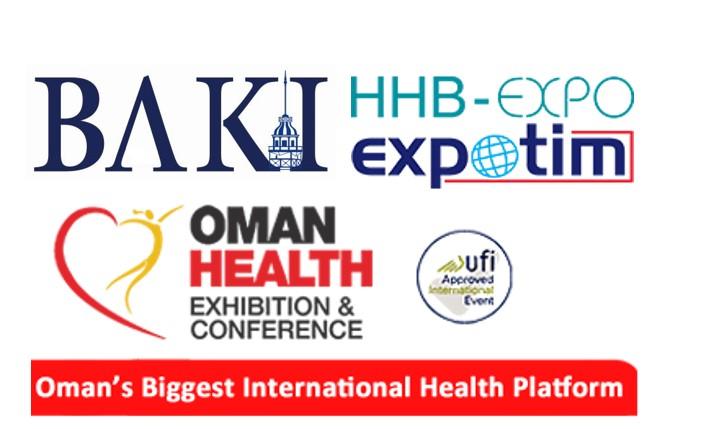Muskat -Umman'da 8. Sağlık Fuarına Davetlisiniz
