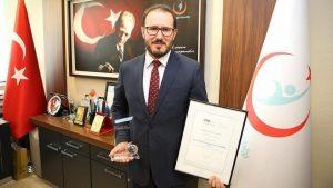 Türkiye'de 163 hastane Avrupa birincisi oldu