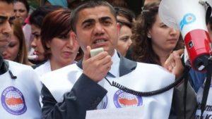 Gaziantep Sağlık Sen İl Başkanı Arayıcı Sağlık Müdürüne Troll Hesapla Saldırmış