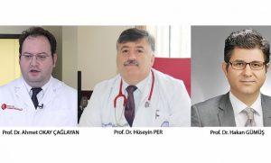 ERÜ'lü Doktorlarında içinde bulunduğu ekipten büyük başarı