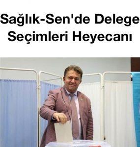 Kırşehir Sağlık Sen'de Demokrasi Şöleni