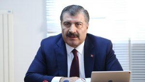 """Sağlık Bakanı Fahrettin Koca : """" Sağlık turizminde potansiyelimizin çok altındayız. """""""