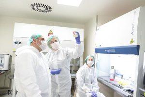 BİOSİM Projesi; Kanser Tedavisine Yönelik Yerli Biyobenzer İlaç Geliştirilmesi ve Üretimi