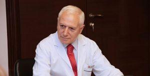 "Prof. Mehmet Haberal :"" 23 bin hasta acil organ bekliyor"""