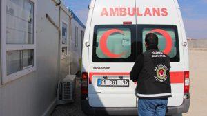 Suriye'den dönen ambulansta ele geçirildi: Gözaltılar var