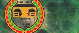 """Türkiye Barolar Birliğinden Sağlık Çalışanlarına : """"Yangına Körükle Gitmeyin """""""