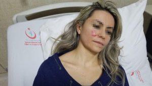 Askerden kaçmak için çürük raporu alamayan şahıs  doktora saldırdı