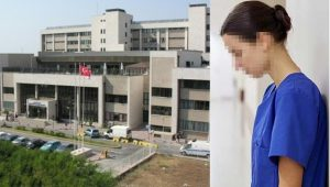 İzmir'de hastane yöneticisi hemşireyi taciz etti iddiası!