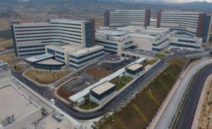 Bursa Şehir Hastanesine  Personel  Alınacak