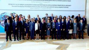 Dünya Sağlık Örgütü Konferansı, Aşkabat'ta yapılıyor