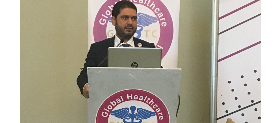 Dünya Sağlık Turizmi Formu'nda KKTC'yi Savaşan temsil etti