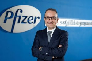 Pfizer Türkiye'nin yeni Genel Müdürü M. Cem Açık