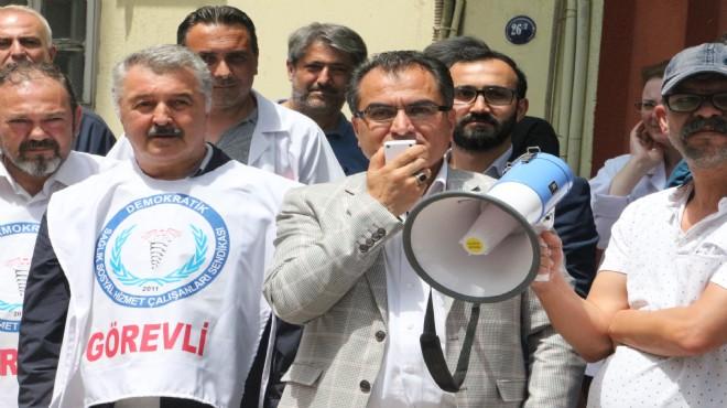 Sendika açıkladı: İzmir'deki o hastanede engelli memura tuvalet mi temizlettirildi?