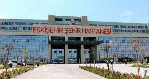 Eskişehir Şehir Hastanesine 'Sağlık Turizmi Yetki Belgesi' verildi