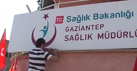 Gaziantep Sağlık Müdürlüğünde Hemşireye Taciz Skandalı