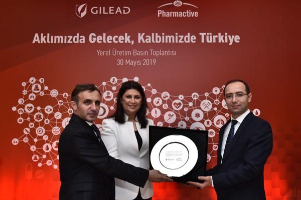 İlaçta Dünya İnovasyon Lideri Türkiye'de İlk Yatırımını Yaptı