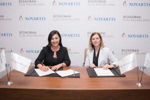 Novartis Onkoloji Türkiye ve Eczacıbaşı İlaç Pazarlama A.Ş., işbirliği
