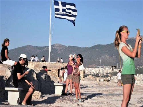 Yunanistan'da Yeni Hükümet Vergi indirimi Planlıyor
