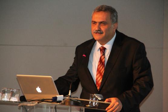 Dr Cevat Şengül USHAŞ'a Yönetim Kurulu Başkanı Oldu