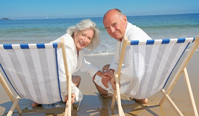 Avrupalı yaşlıların turizm eğilimleri