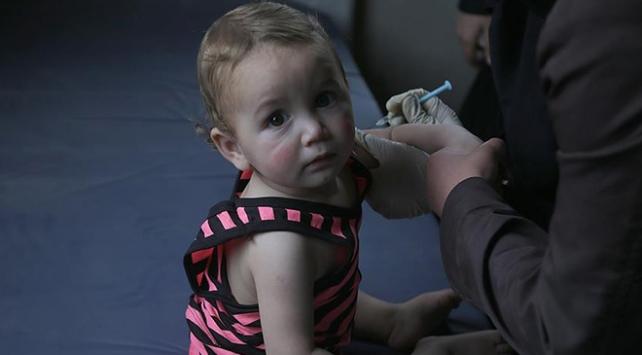 Aşı sayesinde Türkiye'de her yıl 14 bin 296 çocuk ölümünün engellendi