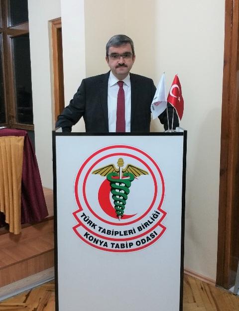 Konya Tabip Odası'ndan Barış Pınar'ına tam destek