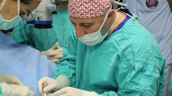AÜ'de 9 ayda 96 hasta, kornea nakliyle ışığa kavuştu