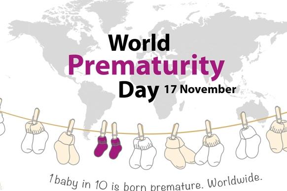 17 Kasım Dünya Prematüre Günü