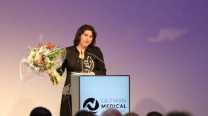 Almanya'da Yılın Doktoru ödülü Dilek Gürsoy'a Verildi