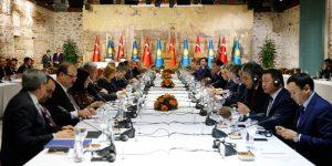 Türkiye-Kazakistan Karma Ekonomik Komisyon Toplantısı İstanbul'da Gerçekleştirildi