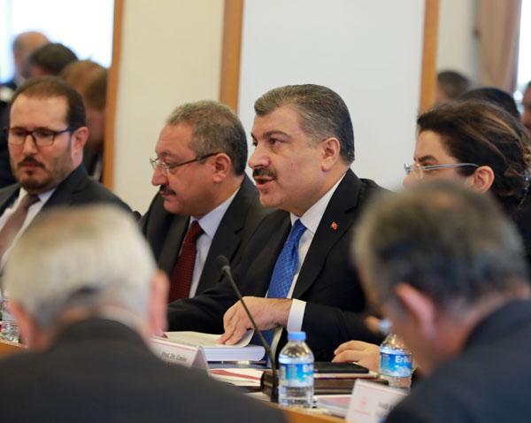 Sağlık Bakanlığı 2020 Bütçesi TBMM Plan Bütçe Komisyonunda Kabul Edildi