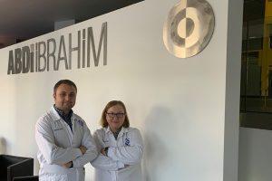 Avrupa Farmakopesi'ne ekspert olarak seçildiler