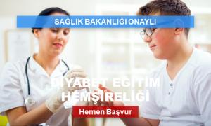 Başkent Üniversitesi Ankara Hastanesi Diyabet Eğitim Hemşireliği Sertifikalı Eğitim Programı