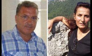 İlçe Sağlık müdürü ve doktorun eşini öldüren şüpheli sorguda