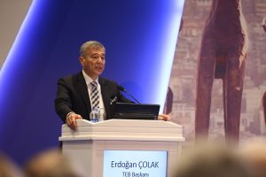 TEB Başkan Ecz.Erdoğan Çolak ile devam dedi