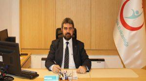 Bursa'nın Yeni Sağlık Müdürü Halim Ömer Kaşıkçı