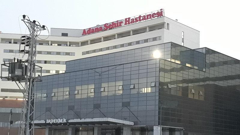 Adana Şehir Hastanesi'nde Arbede