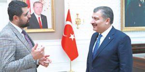 Sağlık Bakanı Dr. Fahrettin Koca Yeni Akit'e konuştu: Yerli ilaç üretiminde yüzde 48,5'e ulaşıldı