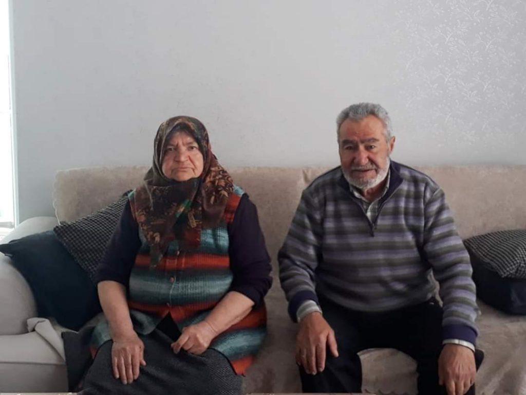 Ailesini merak eden gurbetçi vatandaş e – posta yoluyla yardım talep etti