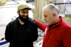 Kınık'ın İŞİD'li doktorla fotoğrafı