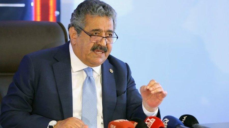 """MHP Genel Başkan Yardımcısı """"Yıldız Kovid-19'a yakalandım."""""""