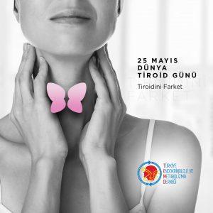Tiroid Hastalıkları Her  Yaştan İnsanda Görülüyor