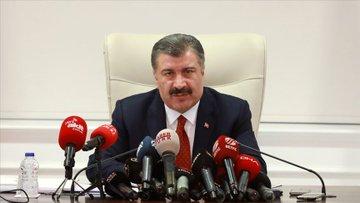 Sağlık Bakanı Fahrettin Koca : Beklenen Gün Geldi