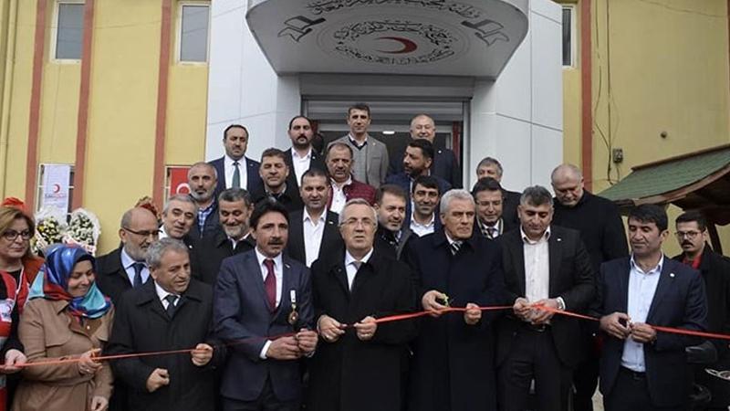 Kızılay Sancaktepe Şubesi'nde 'Yardım malzemeleri satıldı' iddiasıyla 16 kişiye gözaltı: