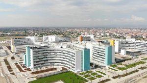 1250 yataklı Konya Şehir Hastanesi, açılışı yaklaştı!