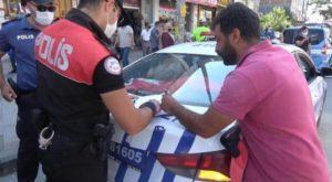 Mahkeme'den 'Polislerin kestiği salgın cezaları geçersiz' kararı!